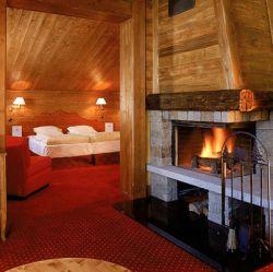 Hotel Le Mont Vallon Suite