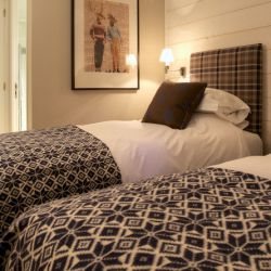 Chalet Pasarale Meribel Twin Room