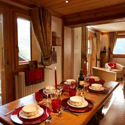 Chalet Annabel Catered Chalet