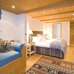 Chalet Bartavelles Bedroom