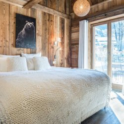 Double Bedroom Chalet Cerf Rouge