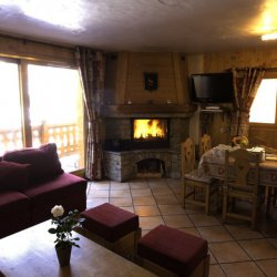 Chalet Cervin Lounge and Dining Room