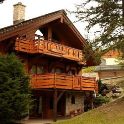 Chalet Chanteclaire A Meribel