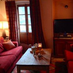 Chalet Claire de lune Living Room