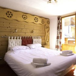 Double Bedroom Chalet Daurel