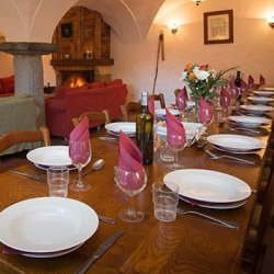 Chalet Jolie Dining Table
