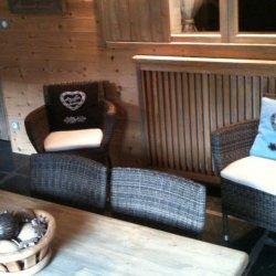 Chalet La Fuge Lounge