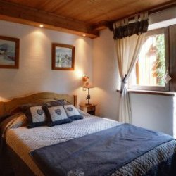 Chalet La Fuge Double Room