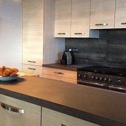 Chalet La Montee Kitchen