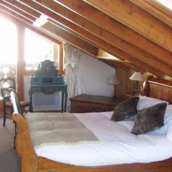 Cosy Chalet Bedroom