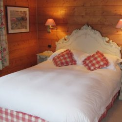 Chalet Le Petit Ours Bedrooom