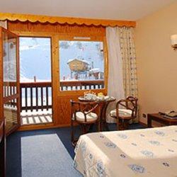 Les Arolles Standard Bedroom