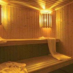 Chalet Lilas Sauna