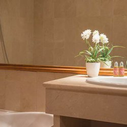 Chalet Lilas Bathroom