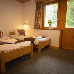 Chalet Marcelle Twin Bedroom