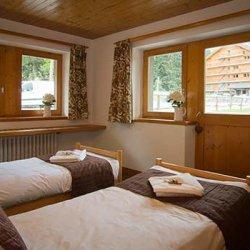 Chalet Martine Twin Bedroom
