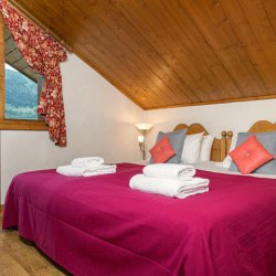 Lovely Chalet Bedrooms