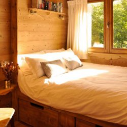 Chalet Petit Gibus Double Bedroom