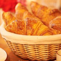 Tasty Croissants for Breakfast