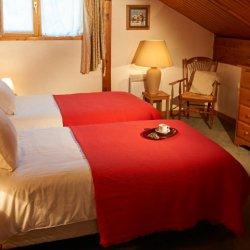 Chalet Sandy Twin Bedroom