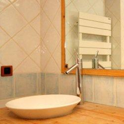 Saulire 1 Bathroom