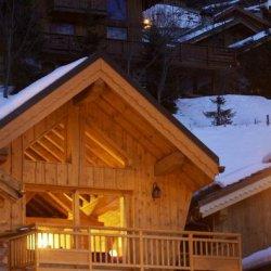 Chalet La Vieille Grange Meribel