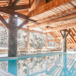Chalet Lupin Swimming Pool