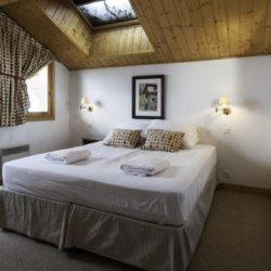 Chalet Virage Double Bedroom