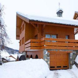 Chalet Quatre Meules Meribel Snow
