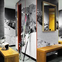 Le Savoy Meribel Boot Room
