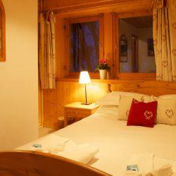 Chalet Sorbier Double Room