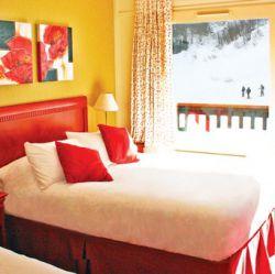 Chalet Hotel Tarentaise Bedroom