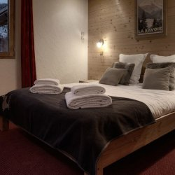 Double Bedroom Chalet Bouquetin