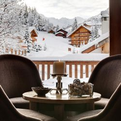 Hotel le Grand Coeur Lounge