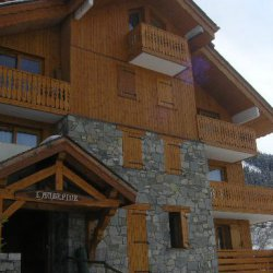 Residence Aubepine in Meribel
