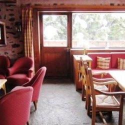Living area of Chalet Altitude 1600 in Meribel