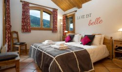 Gorgeous Chalet Bedrooms