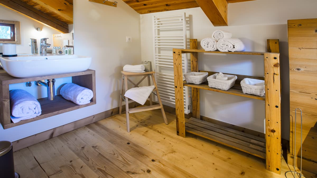 Chalet Nid Alpin Bathroom