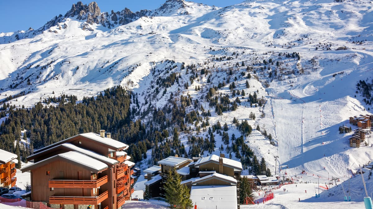 Meribel Mountains