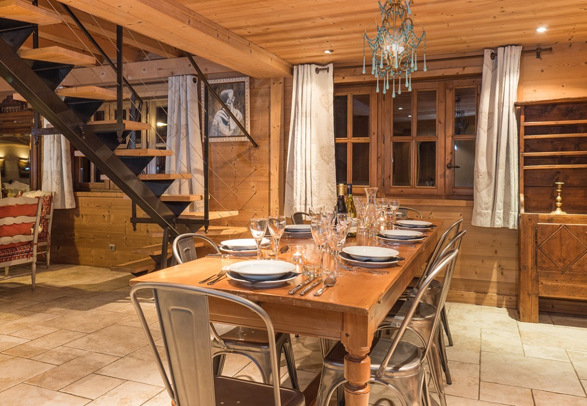 Chalet Chaudanne Dining Table