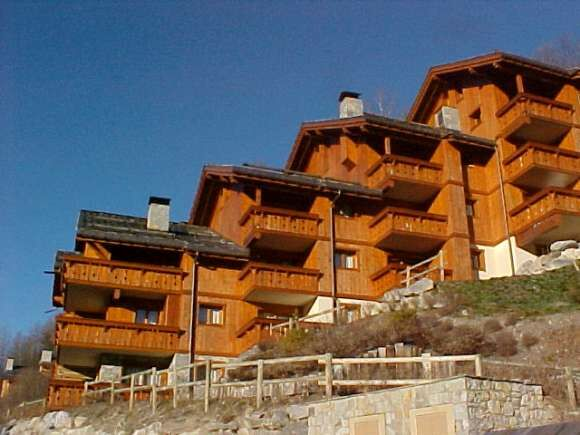 Apartment Fermes de Meribel 413 Meribel Village