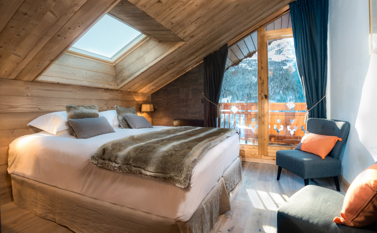 Chalet Phoebe Bedroom