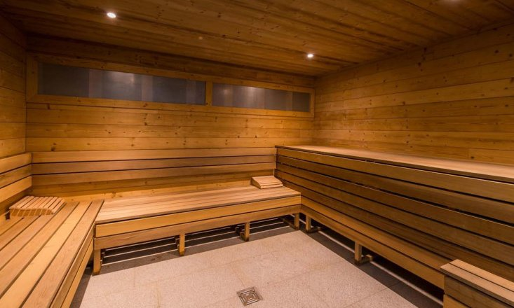 Altitude Val 2400 Residence Sauna