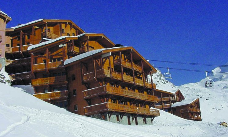 Chalet Clementine Val Thorens
