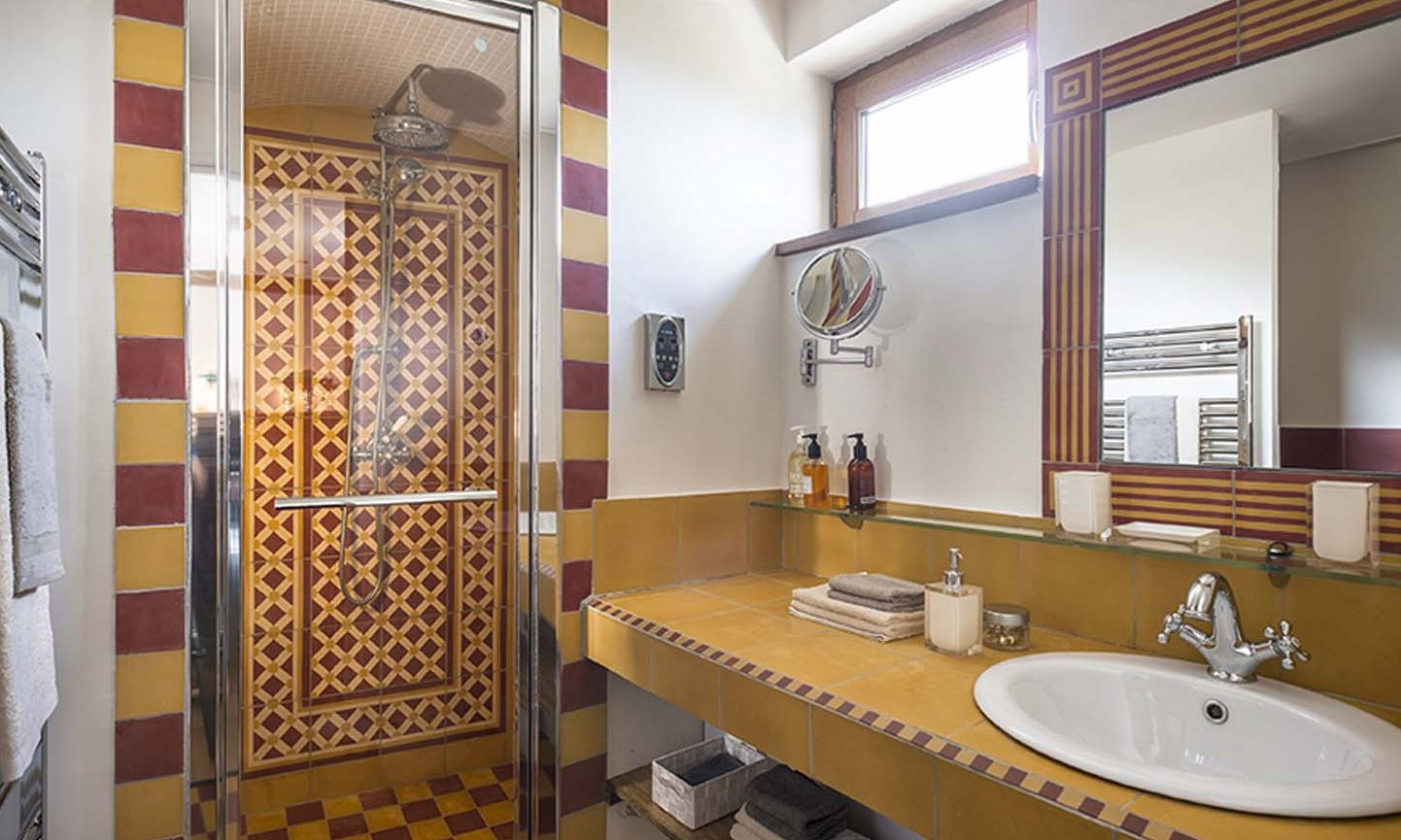 Chalet Corelli Bathroom