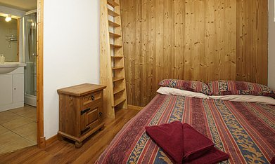 Chalet Delfina Bedroom