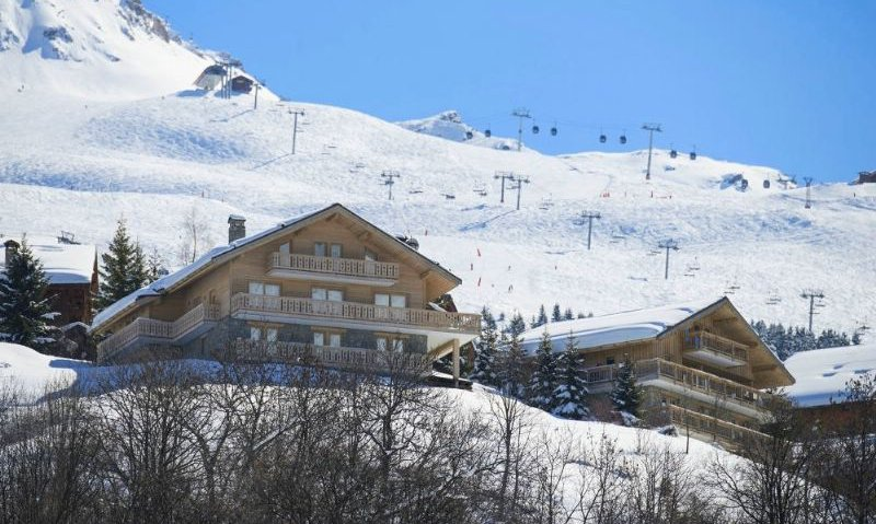 Chalet Belmont Close to the Slopes