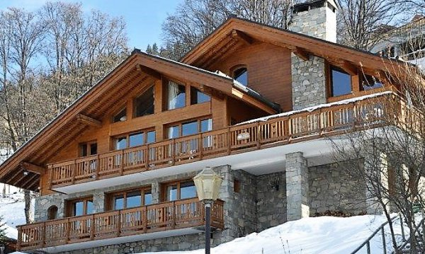 Chalet Chardon in Meribel