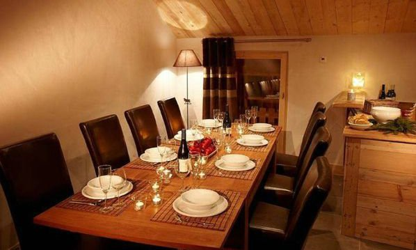 Chalet Croquette Dining Room