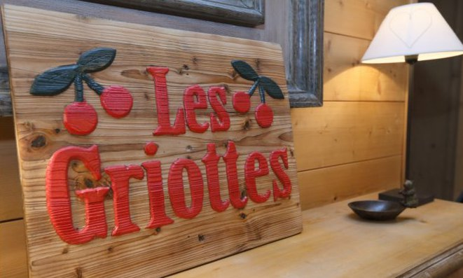 Welcome to Chalet Les Griottes